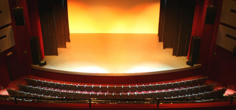 extasis en el escenario