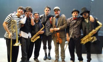 Triciclo-Circus-Band-Musica