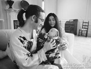 Lennon, John & Ono, Yoko & Lennon, Sean