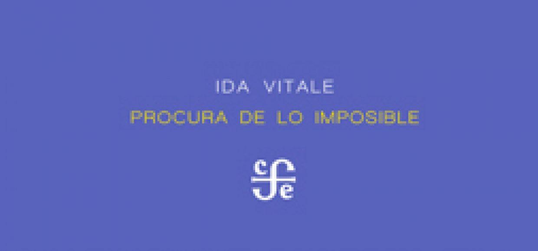 Vitale_Procura de lo imposible_FORRO.indd